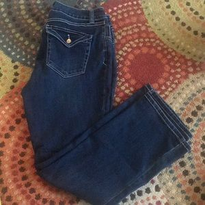 Inc boot leg jeans